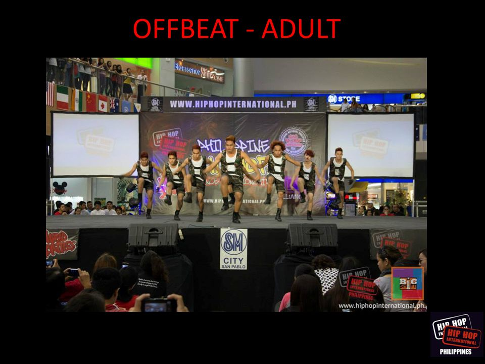 OFFBEAT - ADULT