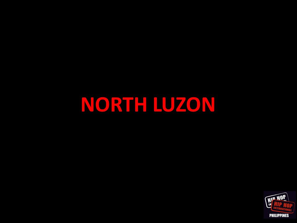 NORTH LUZONNORTH LUZON