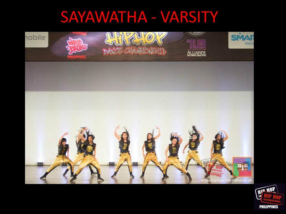 SAYAWATHA - VARSITY