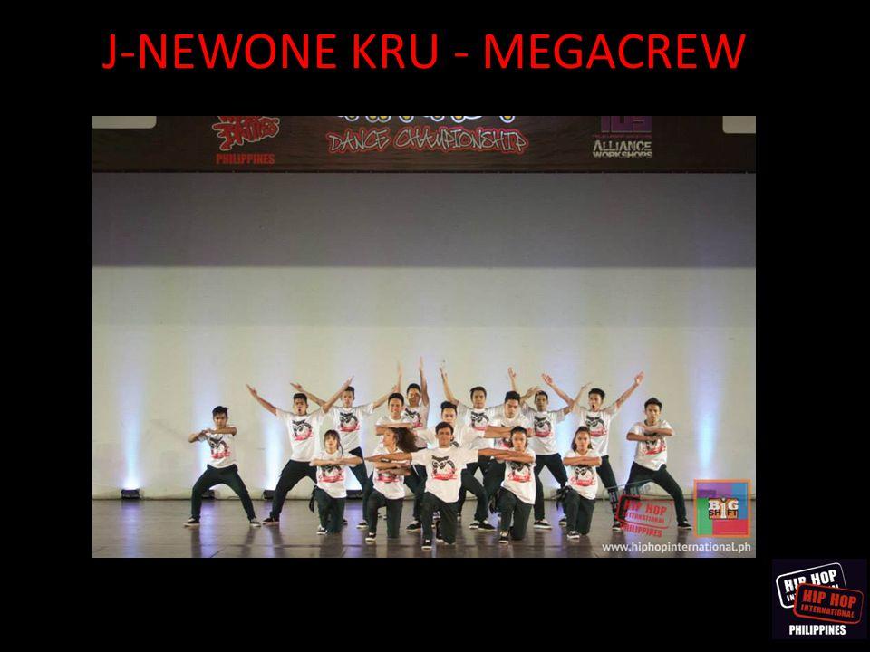 J-NEWONE KRU - MEGACREW