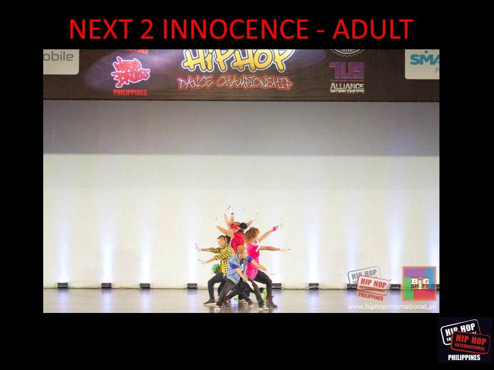 NEXT 2 INNOCENCE - ADULT