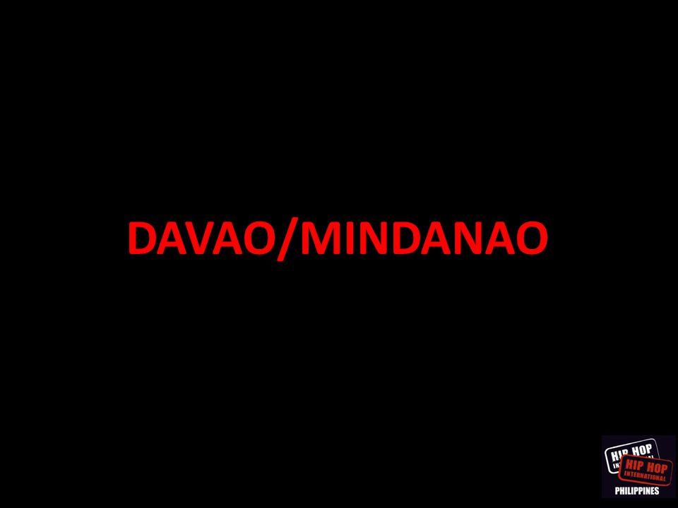 DAVAO/MINDANAO