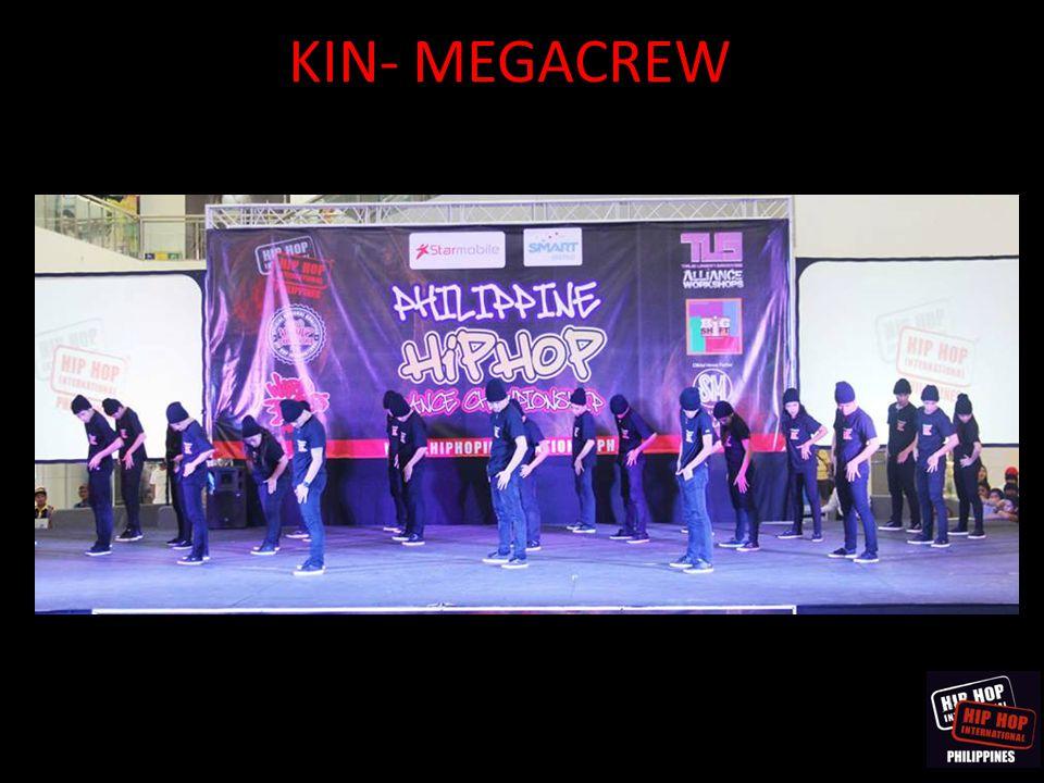 KIN- MEGACREW