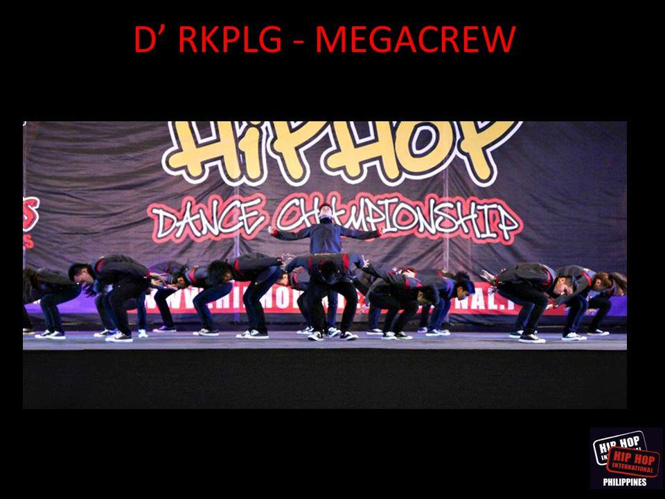 D' RKPLG - MEGACREW