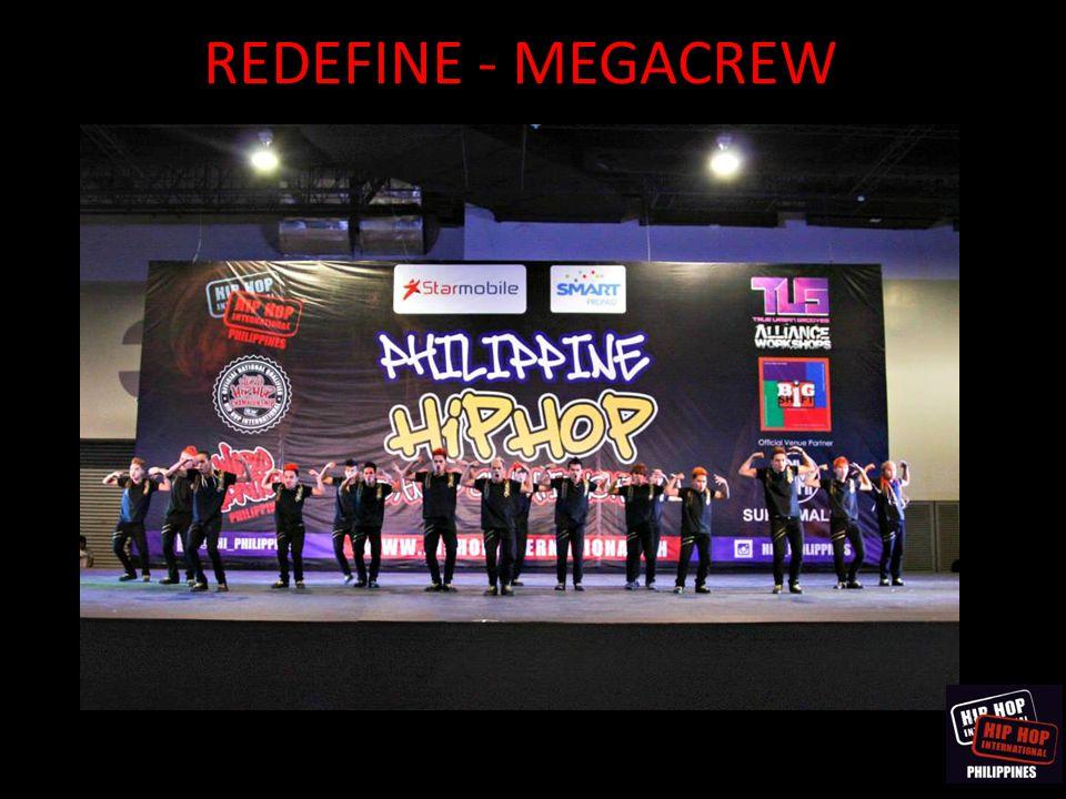 REDEFINE - MEGACREW