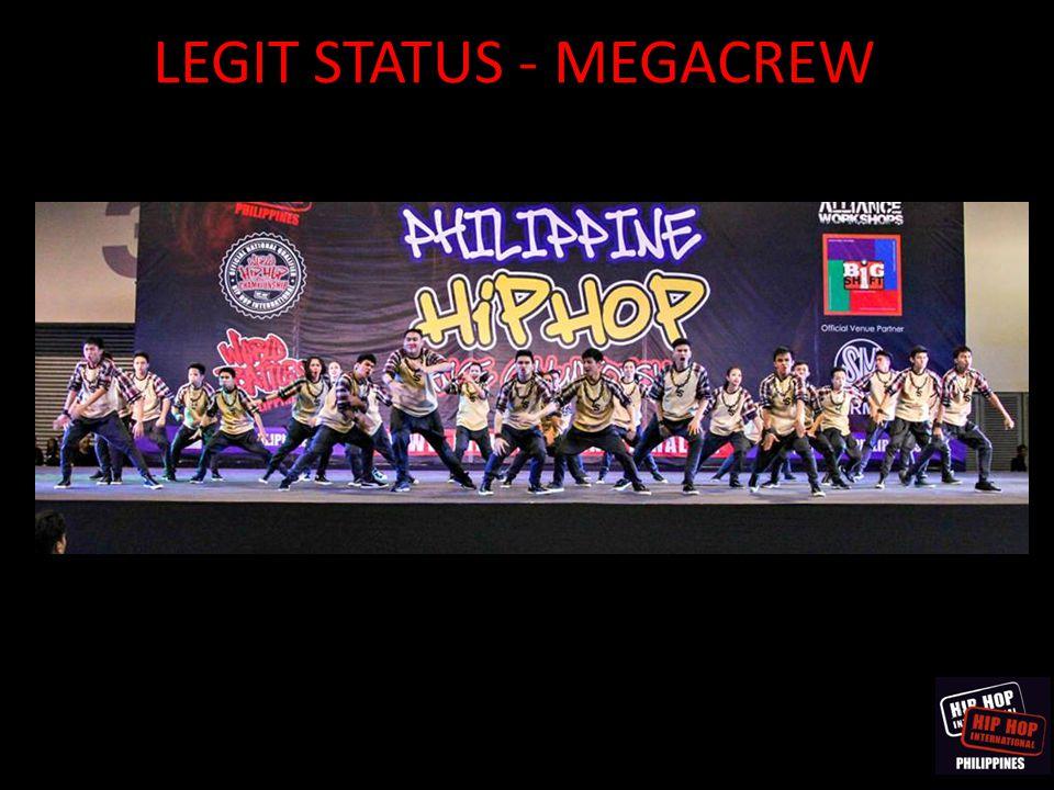 LEGIT STATUS - MEGACREW