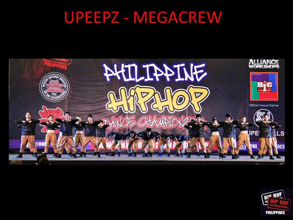 UPEEPZ - MEGACREW