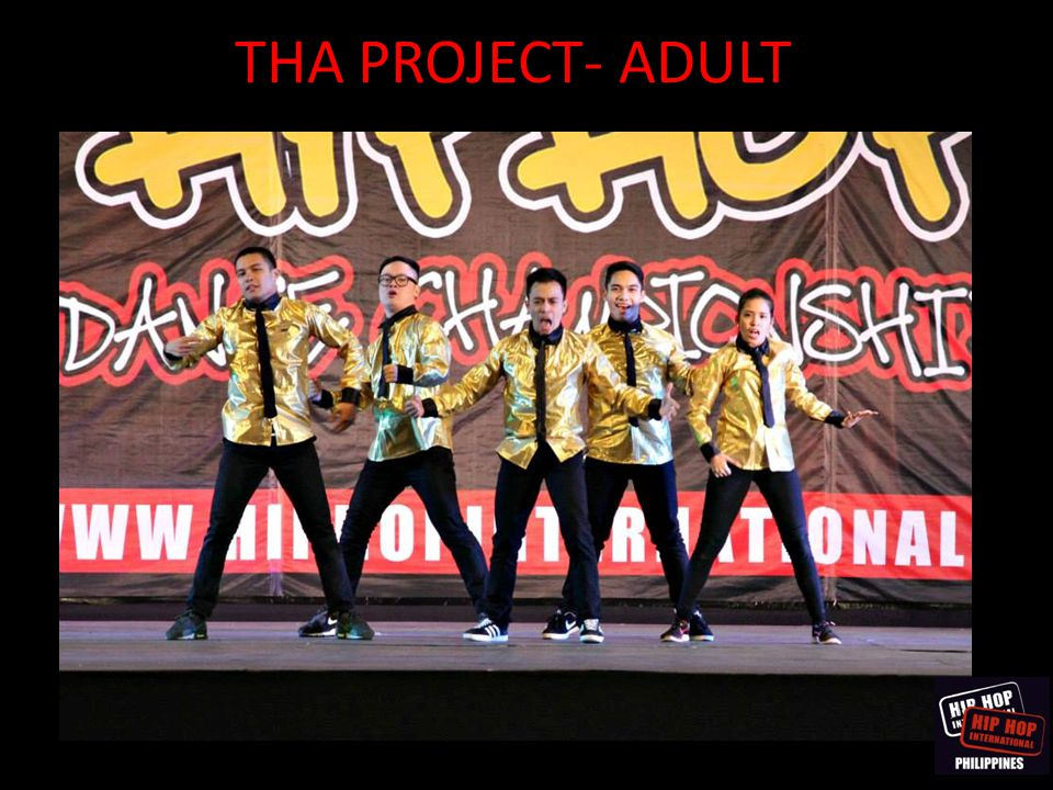THA PROJECT- ADULT