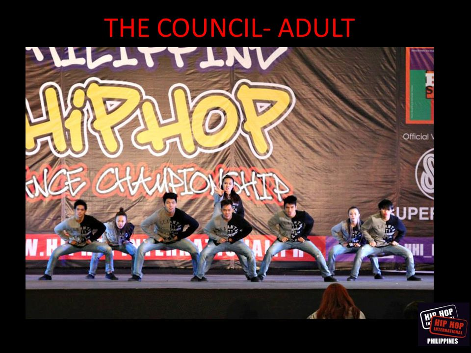 THE COUNCIL- ADULT