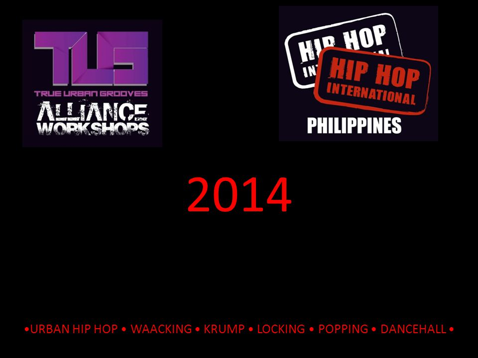 2014 URBAN HIP HOP WAACKING KRUMP LOCKING POPPING DANCEHALL