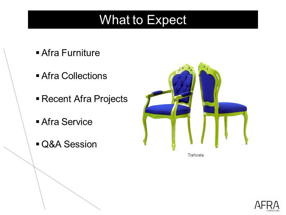Afra Modern Collection