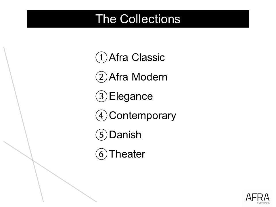Elegance Collection