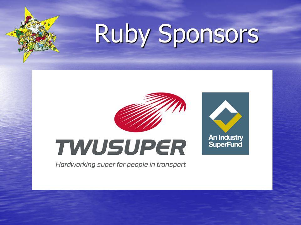 Ruby Sponsors