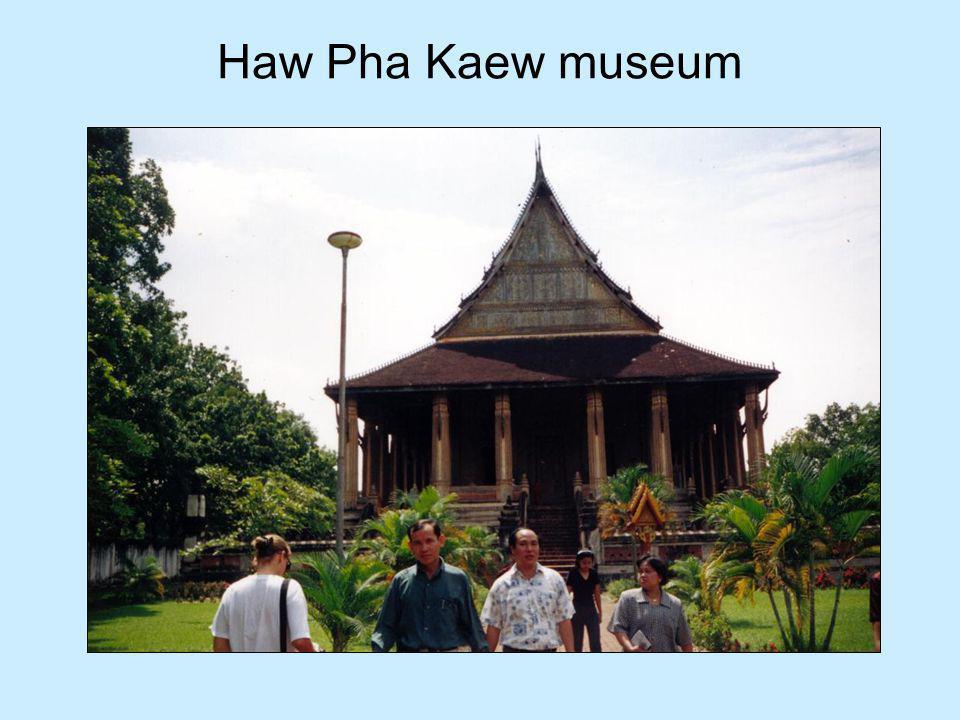 Haw Pha Kaew museum