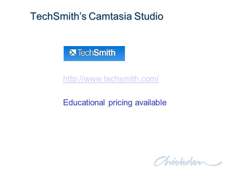 TechSmith's Camtasia Studio http://www.techsmith.com/ Educational pricing available