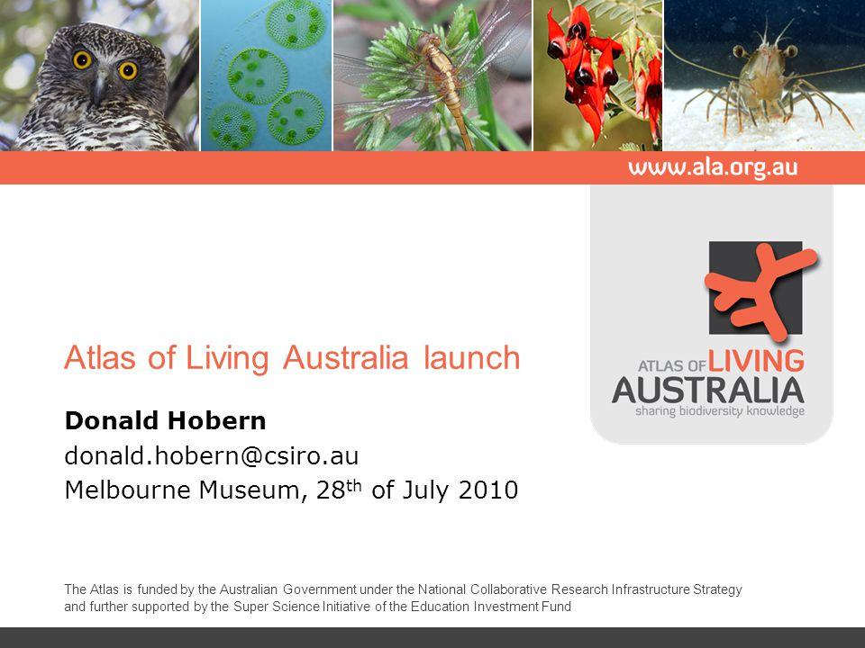 Atlas of Living Australia website (beta)