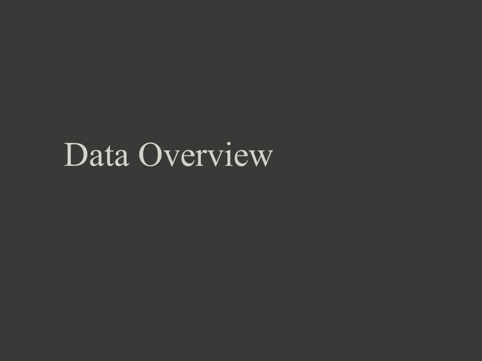 Labour Market Data Sources 4 | The Labour Market Snapshots drew on multiple data sources.