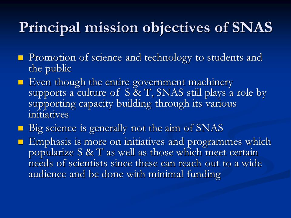 Constituent Societies of SNAS Singapore Association for the Advancement of Science Singapore Association for the Advancement of Science Singapore National Institute of Chemistry Singapore National Institute of Chemistry Institute of Physics Singapore Institute of Physics Singapore Singapore Institute of Biology Singapore Institute of Biology Singapore Mathematical Society Singapore Mathematical Society Singapore Society for Biochemistry & Molecular Biology Singapore Society for Biochemistry & Molecular Biology Singapore Society for Microbiology & Biotechnology Singapore Society for Microbiology & Biotechnology Singapore Institute of Statistics Singapore Institute of Statistics Science Teachers' Association of Singapore Science Teachers' Association of Singapore