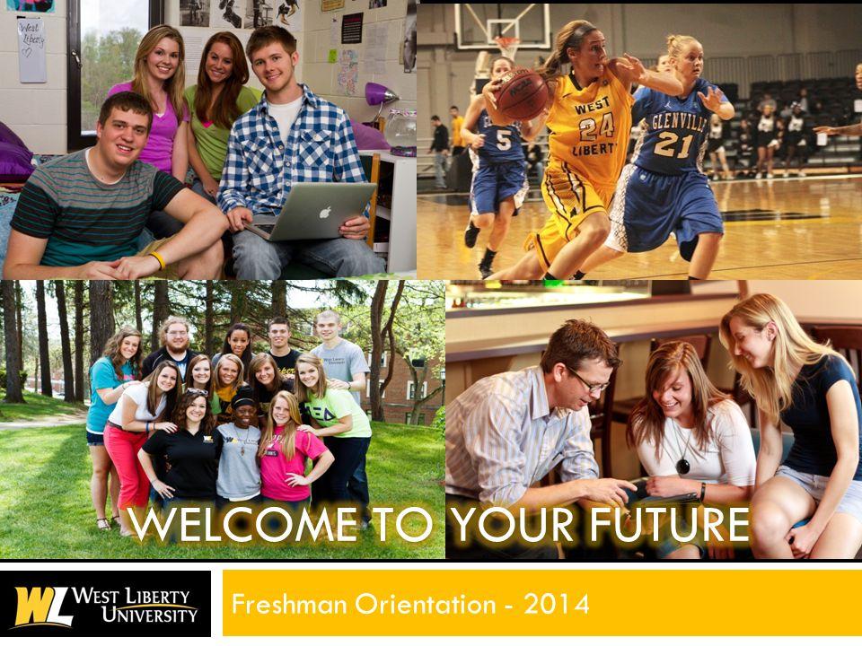 Freshman Orientation - 2014