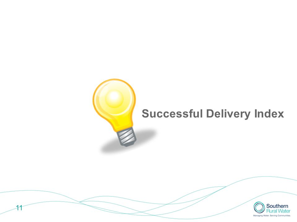 11 Successful Delivery Index
