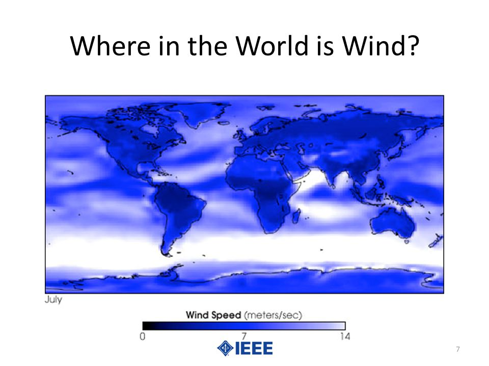 Where in the World is Wind 7