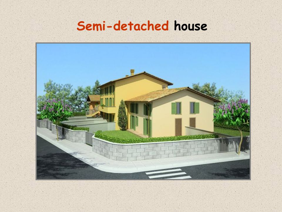 Semi-detached house