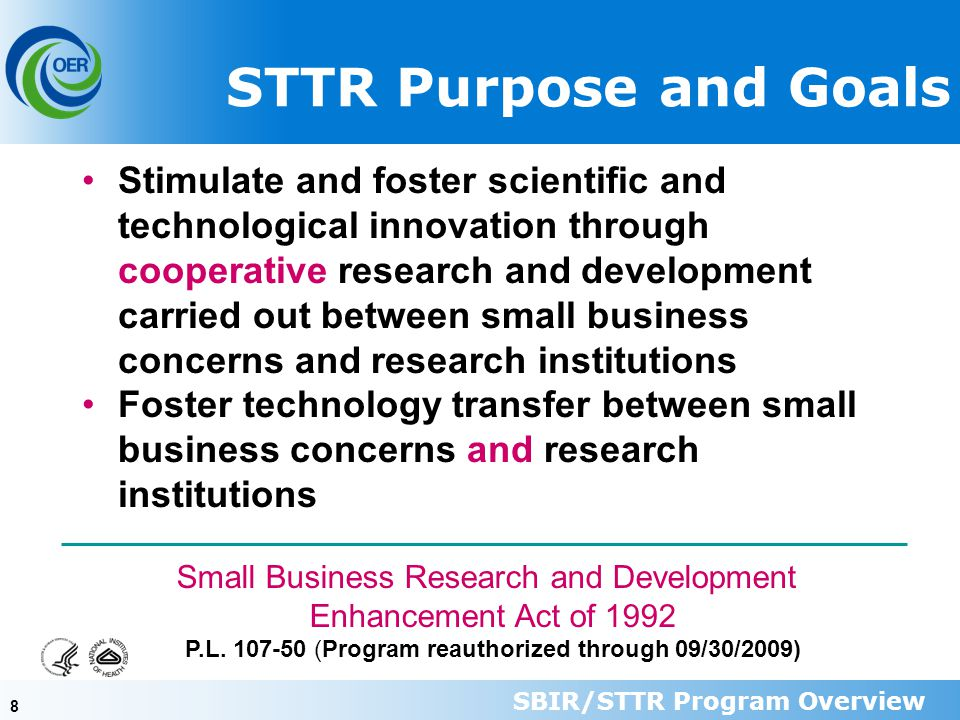 39 An In-Depth Look at the NIH SBIR/STTR Receipt, Referral, and Review Process All You Ever Wanted to Know About the Electronic Submission Process NIH Application Submission and Review Process Solicitations and Funding Opportunities