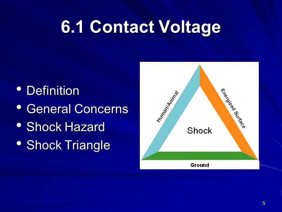 16 Interpretation only possible when: Steps are taken to confirm low ground and contact resistance and ground is not energized Steps are taken to confirm low ground and contact resistance and ground is not energized V oc Open Circuit Voltage measured V oc Open Circuit Voltage measured V cc Closed Circuit Voltage measured V cc Closed Circuit Voltage measured