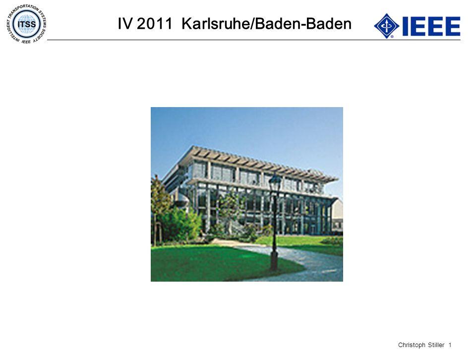 Christoph Stiller 1 IV 2011 Karlsruhe/Baden-Baden