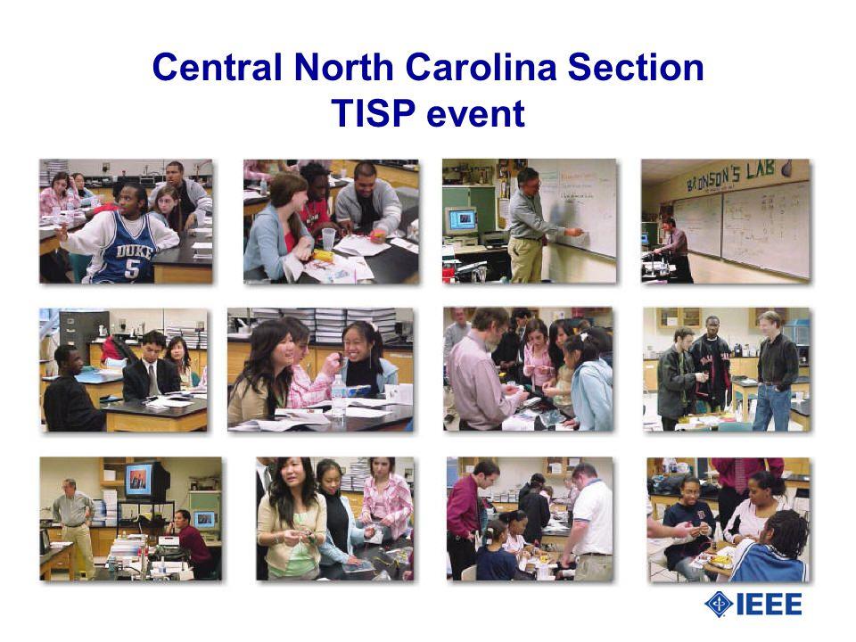 Central North Carolina Section TISP event
