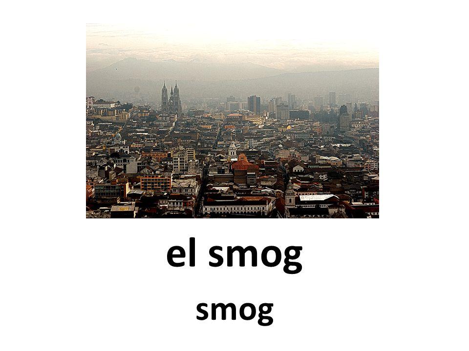 el smog smog