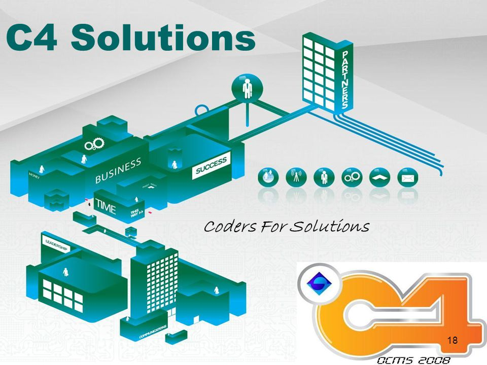 18 C4 Solutions Coders For Solutions