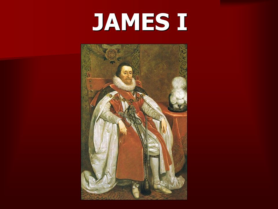 SON OF MARY STUART KING OF SCOTLAND CATHOLIC ABSOLUTIST REFUSED TO WORK WITH PARLIAMENT