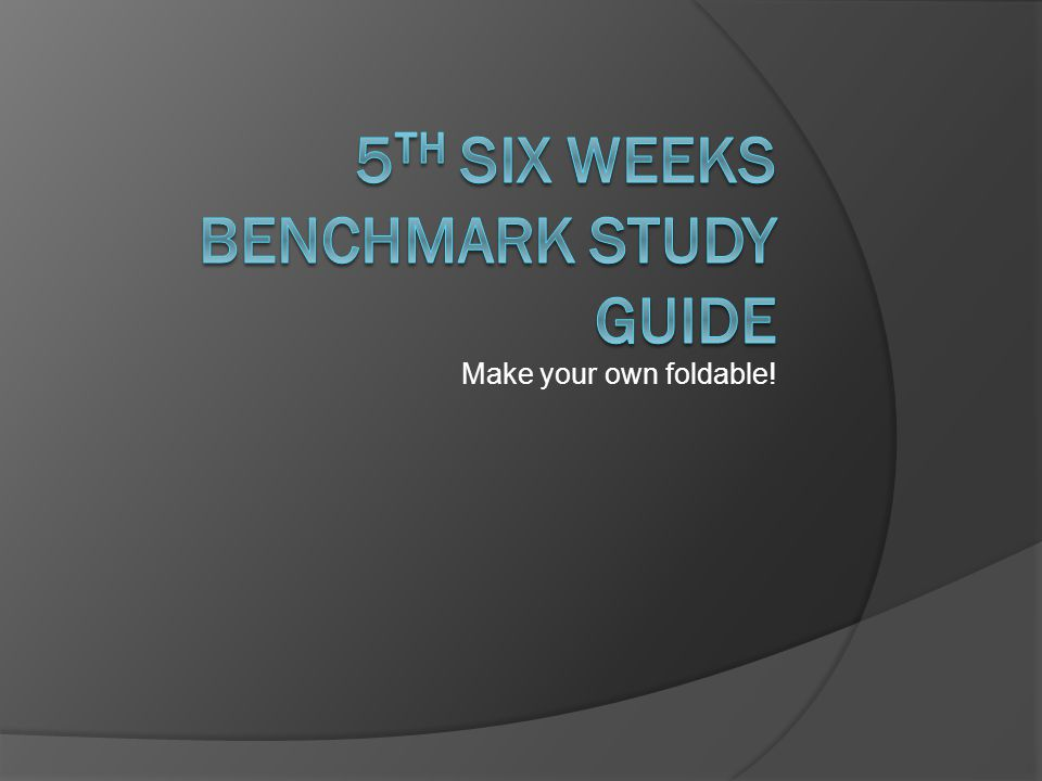 5 th Six Weeks Benchmark Study Guide Benchmark Date: Wed., March 24 th Parent/Guardian Signature: __________________ SOL 6.6b Decimal Division SOL 6.21 Patterns SOL 6.20 Probability SOL 6.8 & 6.7 Problem Solving & Estimation SOL 6.9 & 6.10 Measurement