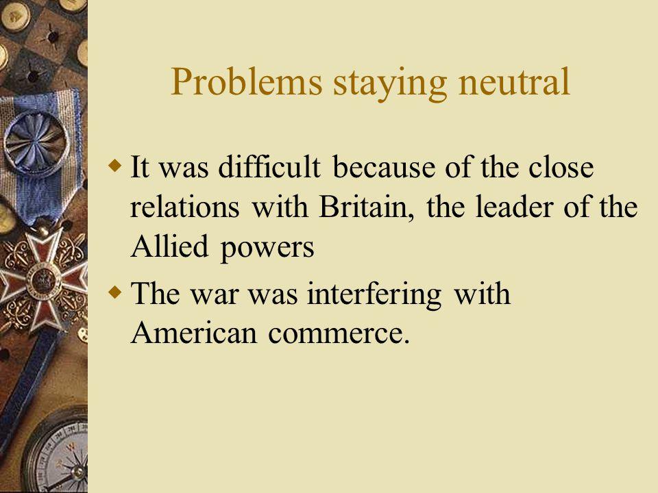 European Conflict
