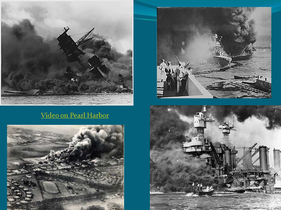 Video on Pearl Harbor