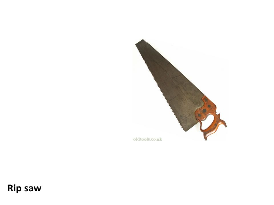 Rip saw