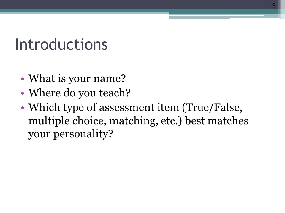 Modifying Assessment Items Use these guiding questions to upgrade the following SOL questions How could a test item writer ask this in a TEI format.