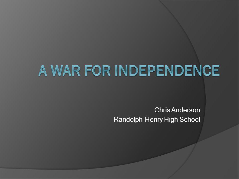 Chris Anderson Randolph-Henry High School