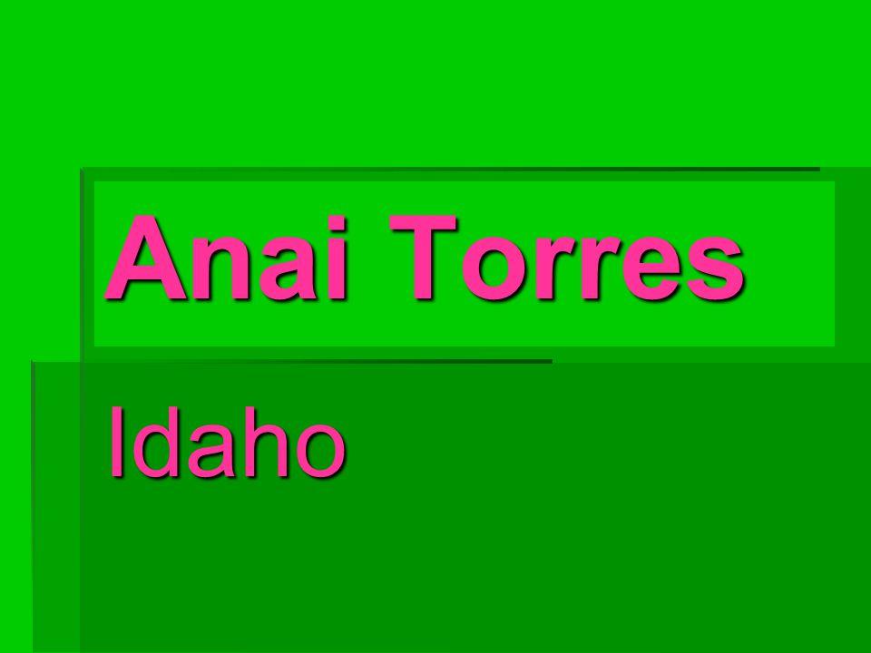 Anai Torres Idaho