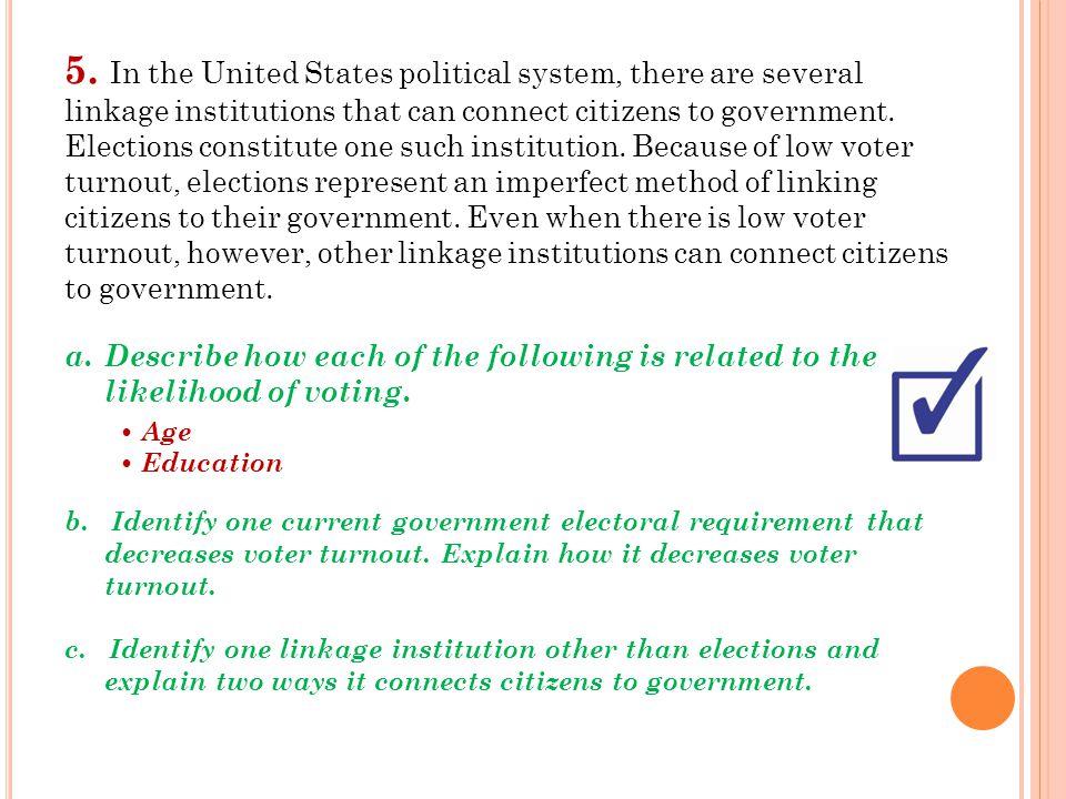 Voting Essay