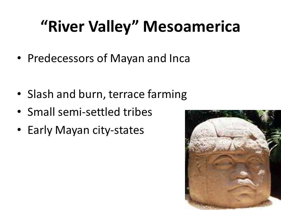 the maya essay