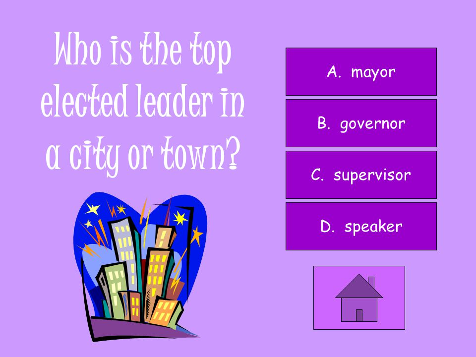 What is the capital city of the United States A. New York B. Richmond C. Washington D. Los Angeles