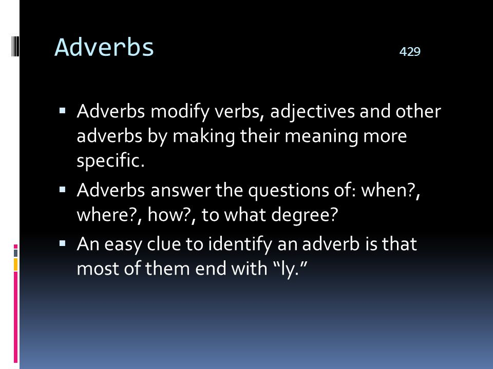 Proper Adjectives 427  A proper adjective is formed from a proper noun with a capital letter.  Rembrandt was a Dutch painter.  Arthur was an Englis