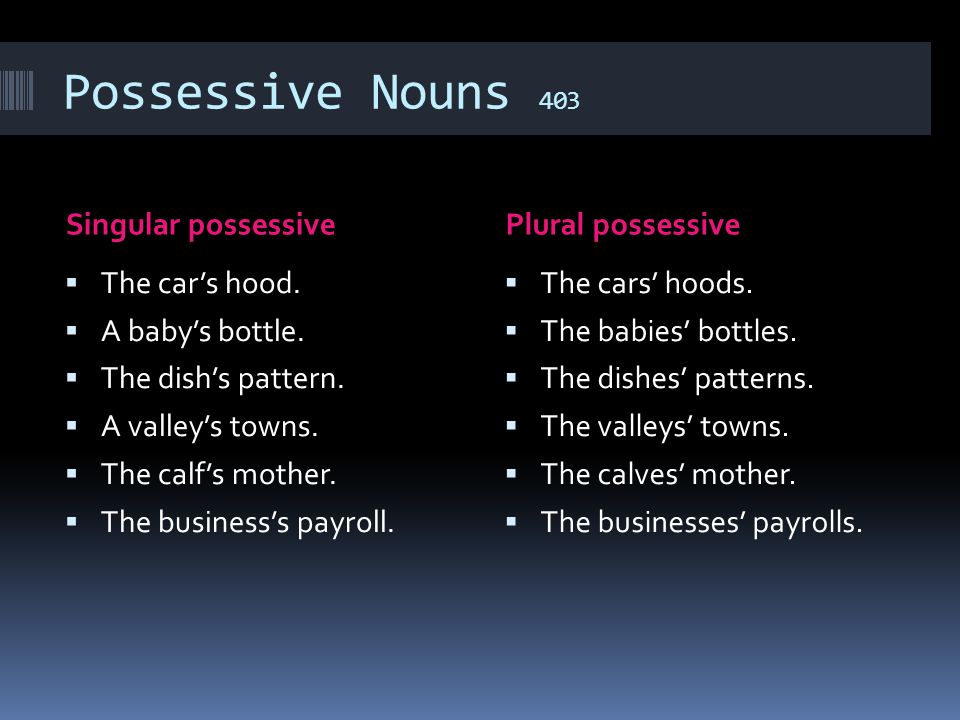 Proper Adjectives 427  A proper adjective is formed from a proper noun with a capital letter.