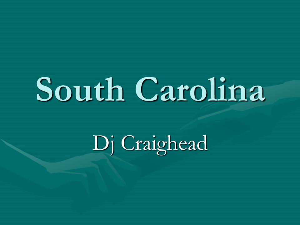 South Carolina Dj Craighead