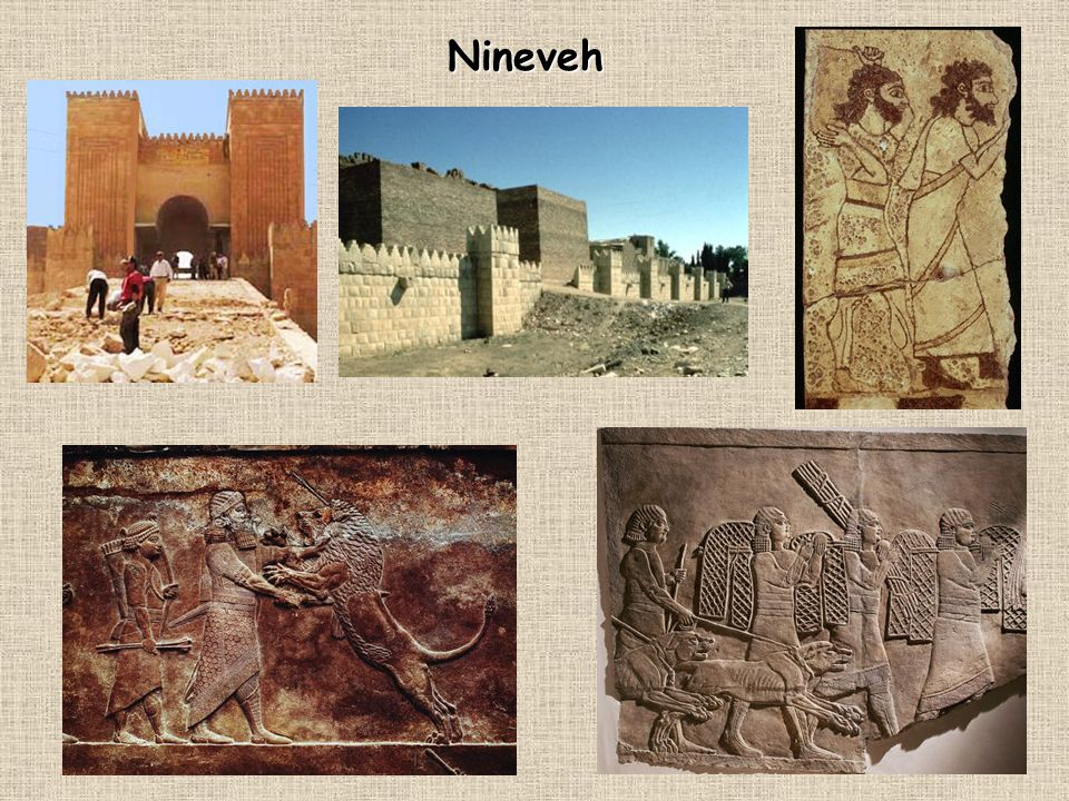 Military Strength The Assyrian military was one of the strongest in the ancient world.