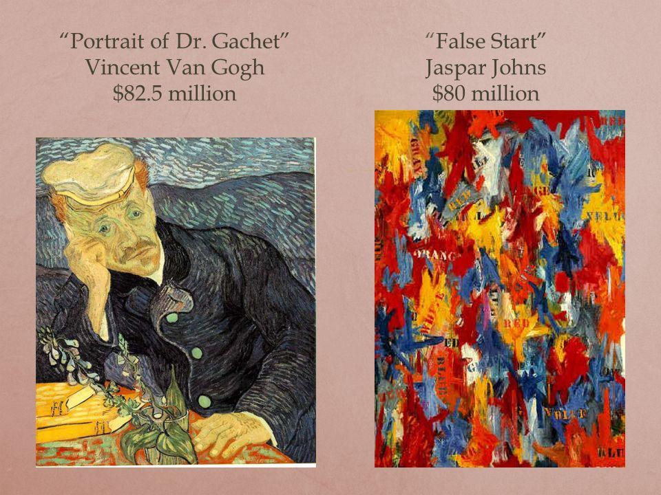Le Moulin de la Galette Auguste Renoir $78.1 million Massacre of the Innocents Peter Paul Rubens $76.7 million