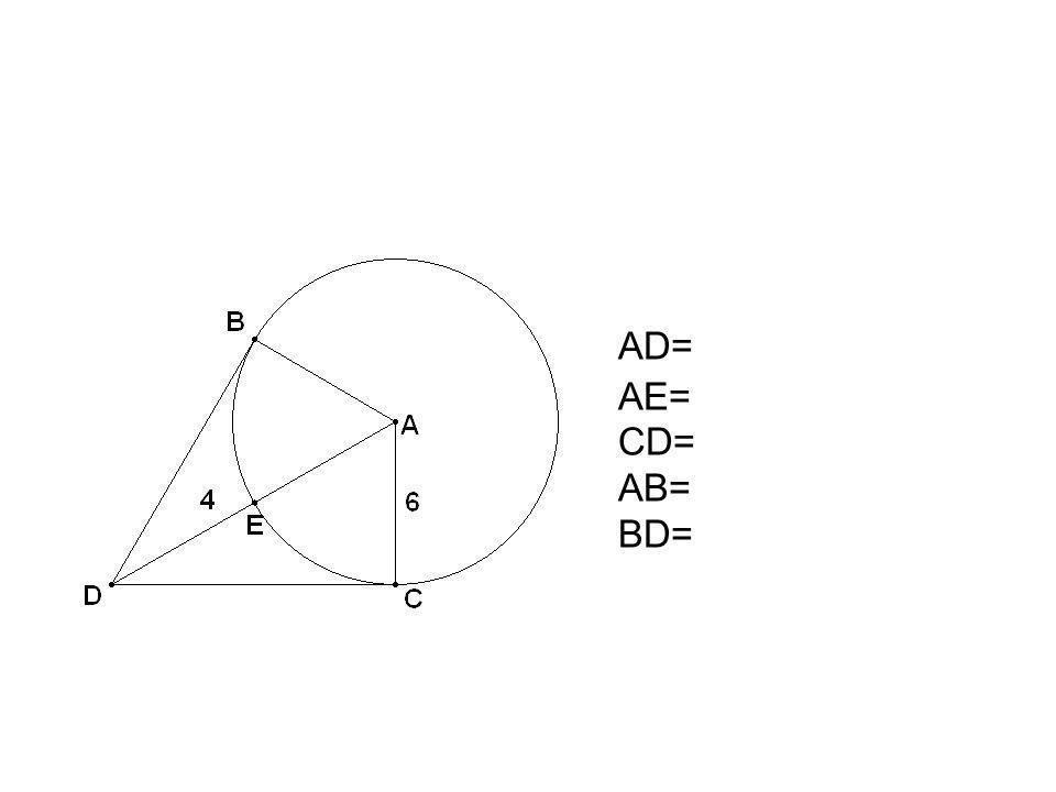 AD= AE= CD= AB= BD=