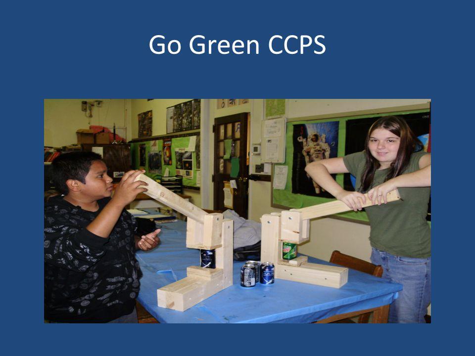 Go Green CCPS
